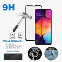 2-Pack For Samsung Galaxy A70/A10 Full Coverage Tempered Glass Screen Protector
