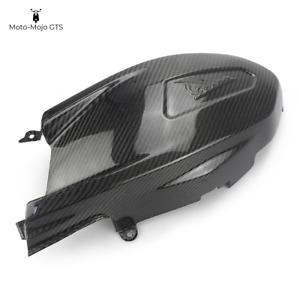 Vespa GTS HPE Rear Transmission Cover Real Carbon Fibre125 300