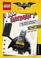 The LEGO Batman Movie: I am Batman! the Dark Knight's Activity Journal by...