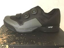 Specialized 2FO ClipLite Cycling Shoes Black Grey 61116-6141 EU41 NEW RRP£140