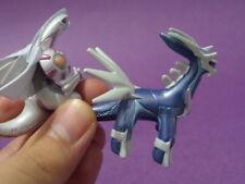 (Metallic Version) Dialga Palkia Tomy Pokemon 4th gen Figure sp
