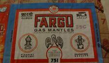 lanterns Fargo 400/500 c.p. 100pcs for lantern mantle for kerosene pressure