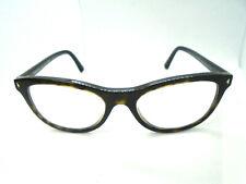 Prada Womens Eyeglasses VPR 05R 2AU-1O1 Tortoise 51-17-140 Rx Frames Italy