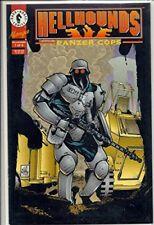 Hellhounds Panzer Cops (Number 1) [Comic] Mamoru Oshii