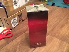Fahrenheit Christian Dior Men 6.7 6.8 OZ 200 ML Eau De Toilette Spray Nib Sealed