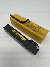 New Kennametal A3ssl160416 Deep Grooving Tool Holder Cut Off