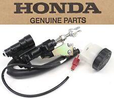 New Genuine Honda Rear Brake Master Cylinder & Reservoir 90-94 GL1500 A SE #M59