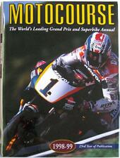 MOTOCOURSE 1998-99 MICK DOOHAN HONDA MOTORCYCLE RACING BOOK ISBN:1874557535