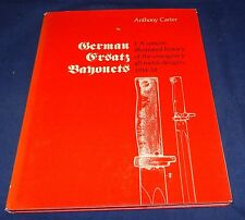 German Ersatz Bayonets 1 A concise illustrated history of the emergency