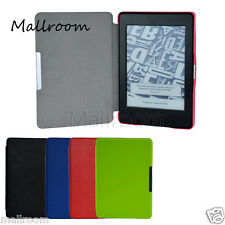 Slim Hülle Smart Case Cover Magnetic Ledertasche For Amazon Kindle Paperwhite
