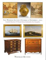 Northeast Fall American Folk Art Weekend Auction Catalog November 2015