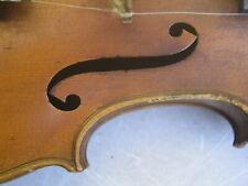 alte Geige J. Altrichter Frankfurt nach Model G.