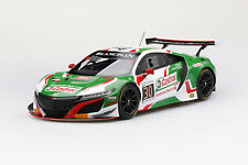 TS0269 - 1/18 HONDA NSX GT3 NO.30 CASTROL 2018 24HR OF SPA (RESIN)