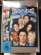 Scrubs - Die Anfänger - Staffel 1-9/Komplettbox  [31 DVDs] (2013)