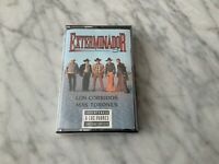 Exterminador Los Corridos Mas Torones Cassette Tape SEALED! 2000 Fonovisa NEW!