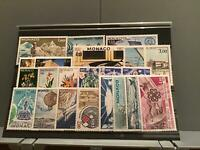 Monaco 1980's stamps mint never hinged  R23967