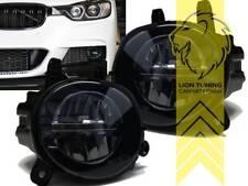 LED Nebelscheinwerfer für BMW F30 F31 F32 F34 F20 F21 schwarz für M-Paket