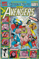 THE AVENGERS ANNUAL 21 (NM-) CITIZEN KANG part 4  (FREE SHIPPING) * VF/NM