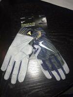 NIKE TEAM ISSUED WEST VIRGINIA MOUNTAINEERS HUARACHE BATTING GLOVES SIZE LARGE