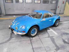 RENAULT Alpine A110 Coupe Breitbau blau blue 1973 IXO Diecast NEU NEW  1:18