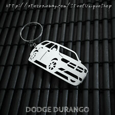 Dodge Durango Side Keychain