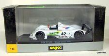 ONYX 1/43 - XGT012 BMW V12 LMR 'BECKS' LAS VEGAS ALMS 1999 - WINKELHOCK