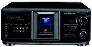Sony CDP-CX455 CD Changer