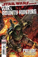 Star Wars War Bounty Hunters Alpha #1 Cover A Marvel Comics 1st Print NM 2021