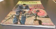 zeitschrift robert bosch ag kurier f freunde heft 24 1959 alt reklame / werbung