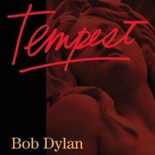 BOB DYLAN - Tempest CD *NEW* 2012