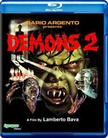 Demons 2 [New Blu-ray] Digital Theater System, Subtitled, Widescreen