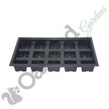 9cm quadrate in plastica vasi piante-Qualità Top Nuova 10 PK