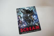 SCREAM - Steelbook Magnet Cover (NOT LENTICULAR)