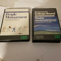 cbs software college board also people management NOS