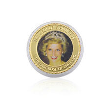 Collectible Souvenir Gifts Princess Diana Challenge Gold Coin Christmas Gifts