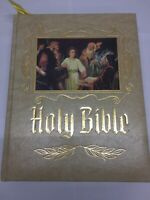 Family Holy Bible KJV 1982 Vintage Heirloom Master Reference Edition Red Letter