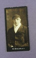 F & J.Smith - Cricketers (1st Series) 1912, #46, WALTER BREARLEY, LANCASHIRE