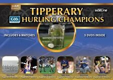 Tipperary GAA Hurling Champions - 5 Disc DVD Set - Pre Order August 2018