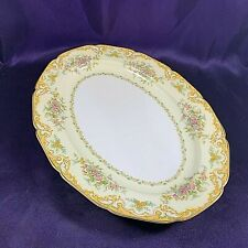 Noritake BEVAN Oval Serving Plater 11 3/4""
