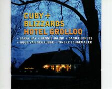 CD	CUBY + BLIZZARDS	hotel Grollo	HOLLAND VG++  (A0987)