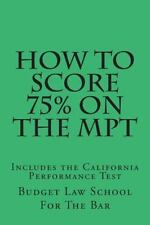 How to Score 75% on the MPT : A Student Who Passes the MPT Is Much More...