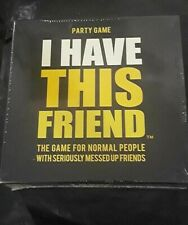 I Have This Friend - The Party Game