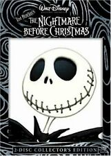The Nightmare Before Christmas (DVD, 2008, 2-Disc Set)