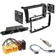 Mazda 3 BK ab 10/03-03/09 2-DIN Blende+ISO Kabel KFZ Adapter+Antenne Stecker SET