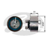 Tensioner Pulley Ribbed for CHRYSLER VOYAGER / GRAND III 2.4 AWD i IV