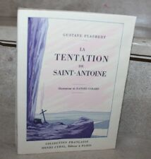 G.Flaubert - La tentation de saint-antoine (ill de daniel-girard (1/965 ex n°)