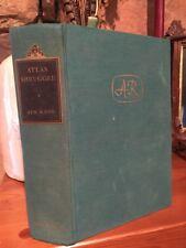 "Amazing Rare Ayn Rand ""Atlas Shrugged"" 1957 Stated Second Printing"