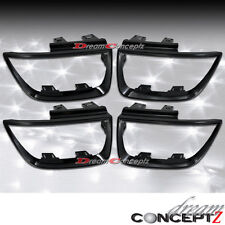 2010-2013 Chevrolet Chevy Camaro Bezel for Tail lights Glossy finished 4 pieces