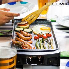 Plancha de cocina Cecomix rock 2000. 1200w