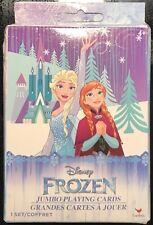 Frozen Princess Kids New Jumbo playing Cards